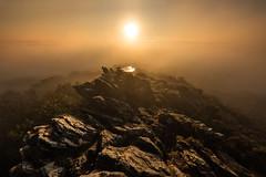 La Roche du Feu (Faouic) Tags: bretagne finistère france rochedefeu gouézec sommet rocher