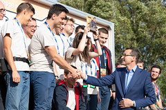 European Rover Challenge 2019 (Kancelaria Premiera) Tags: premier mateuszmorawiecki kielce erc europeanroverchallenge łazikimarsjańskie