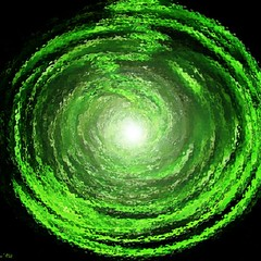 Chakra du cœur - Heart Chakra (EmArt baudry) Tags: chakra vert green artnumériqueabstrait abstractart digitalart spiral spirale spirituality spiritualité vortex emmanuellebaudry emart coeur heart lumière light rayon ray healing soin guérison cosmos cosmique cosmic galaxy gakaxie espace space univers universe