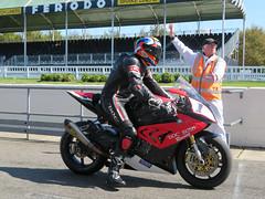 BMW Motorbike (jane_sanders) Tags: goodwood westsussex sussex goodwoodrevival revival motorcircuit testing test