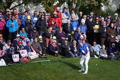 Carlota Ciganda of Spain in action during the Sunday Singles (Ladies European Tour) Tags: cigandacarlotaesp auchterader perthshire scotland