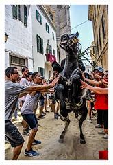 La cruz de San Juan (Luis kBAU) Tags: caballo horse people party fun risk riesgo fiesta gente san juan cruz cross