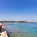 Beach Hotel Odisej on Mljet, Croatia