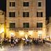 Restaurant in der Altstadt von Dubrovnik, Kroatien