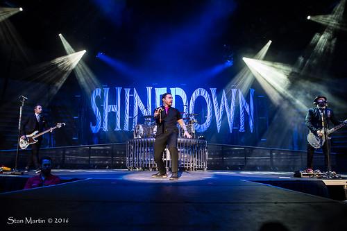 Shinedown fan photo