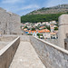 Asimon Fortress in the Old Town of Dubrovnik, Croatia