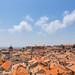 Über den Dächern der Altstadt von Dubrovnik, Kroatien