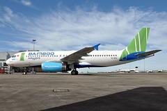 EI-GPU  A32-232  Bamboo Airways (n707pm) Tags: eigpu a6eij a320 airbus 320 airport airplane airline aircraft dub ireland collinstown eidw dal dublinaerospace bambooairways dublinairport cn3902 14092019