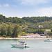 Donje Celo Beach on Kolocep island, Croatia