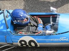 Brabham BT10 (jane_sanders) Tags: goodwood westsussex sussex goodwoodrevival revival motorcircuit testing test brabhambt10 brabham bt10
