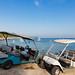 Golfcart Lopud Island, Croatia