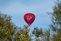 Virgin Balloon (20190914) (Graham Dash) Tags: petersfield virginballoons balloons hotairballoons