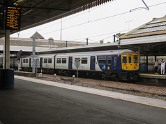 Bolton 319 (deltrems) Tags: bolton greater manchester class319 emu electric multiple unit train rail railway northern arriva