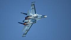 Sukhoi Su-27P 39 Ukraine - Air Force (WvB Photography - The Sky Is The Limit) Tags: sanicole airshow 2019 airplane aviation airport avgeek avporn weslyvb weslyvanbatenburg pentax pentaxk3 k3 sigma sigma150500oshsm sukhoi su27p 39 ukraine air force isa19