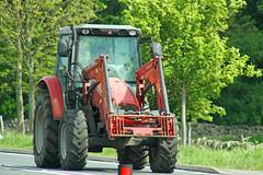 Massey Ferguson Tractor (SR Photos Torksey) Tags: farm tractor agriculture farming machinery vehicle transport equipment massey ferguson