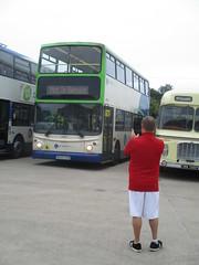 Dennis Trident Alexander ALX400 - W555EXR - Preston Bus (cessna152towser) Tags: greatharwood lancashire england dennis trident alexander alx400 w555exr shorts