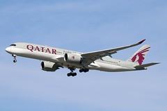 A7-ALR - LGW (B747GAL) Tags: qatar airbus a350941 lgw gatwick egkk a7alr