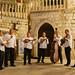 Traditional croatian music in Dubrovnik, Croatia