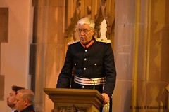 Lord Lieutenant of Merseyside (James O'Hanlon) Tags: parachute regiment regimental association parachuteregimentassociation operation market garden arnhem st nicks liverpool parish church liverpoolparishchurch stnicks operationmarketgarden 75thanniversary anniversary