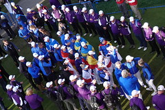 The European Team gather before the closing ceremony (Ladies European Tour) Tags: auchterader perthshire scotland