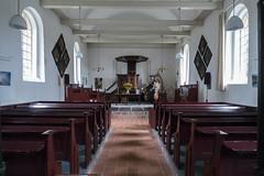 Interieur van de kerk van Nuis (Jeroen Hillenga) Tags: nuis kerk openmonumentendag