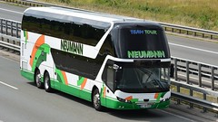 D - Neumann Neoplan (BonsaiTruck) Tags: neumann neoplan bus busse buses coach coaches autocar tourisme