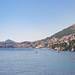 The Adriatic Sea between Sveti Jakov Beach and the Old Town of Dubrovnik, Croatia