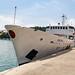 Old post ship to Lopud,  Croatia