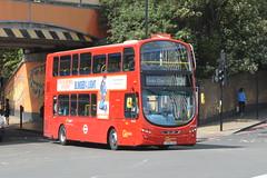 LX59 CZN (WVL295) Go-Ahead London Central (hotspur_star) Tags: londontransport londonbuses londonbus londonbuses2019 wrightbus volvoeclipsegemini tfl transportforlondon busscene2019 doubledeck goaheadlondoncentral lx59czn wvl295 321