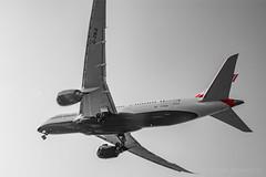 Landing (Al Henderson) Tags: 787 7878 airport aviation ba baw baw40 boeing britishairways dreamliner egll gzbji heathrow lhr london planes aircraft airliner speedbird