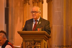 Joe Harkon (James O'Hanlon) Tags: parachute regiment regimental association parachuteregimentassociation operation market garden arnhem st nicks liverpool parish church liverpoolparishchurch stnicks operationmarketgarden 75thanniversary anniversary