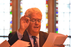 Choir member (James O'Hanlon) Tags: parachute regiment regimental association parachuteregimentassociation operation market garden arnhem st nicks liverpool parish church liverpoolparishchurch stnicks operationmarketgarden 75thanniversary anniversary