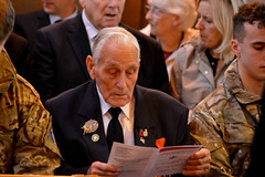 guests (James O'Hanlon) Tags: parachute regiment regimental association parachuteregimentassociation operation market garden arnhem st nicks liverpool parish church liverpoolparishchurch stnicks operationmarketgarden 75thanniversary anniversary