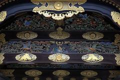 KYOTO Nijò-jò (paola_carobbi) Tags: kyōto japan nijōjō nijocastle shogun ninomarupalace feudalera gardens nightingalefloors