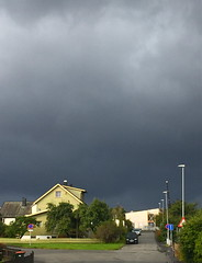 September Storm Coming (svennevenn) Tags: molde clouds