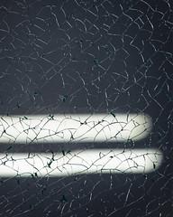 Subway Safari (Markus Jansson) Tags: subway metro stockholm station underground odenplan mood moody abstract abstraction broken glass light minimal minimalism minimalistic