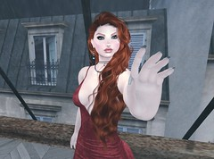 Tнαик чσυ ƒσя тнε νεиσм (ladyorion.coba) Tags: ladyorion life landscape lady lipstick nude land slphotos sl slfotos slhomes blanco walkingsecondlife walkingsl romiicoba redhair redhead red relax road once ce nails shine walk photography pictheday perfect pinksky pic pose poses teleport makeup catwashapes doux douxhair bodylara model shadows film beautifulday secondlifefotos freckles face funny sunny