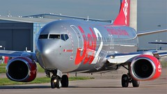 G-GDFS (AnDyMHoLdEn) Tags: jet2 737 egcc airport manchester manchesterairport 23l