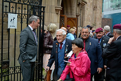 Veterans (James O'Hanlon) Tags: parachute regiment regimental association parachuteregimentassociation operation market garden arnhem st nicks liverpool parish church liverpoolparishchurch stnicks operationmarketgarden 75thanniversary anniversary