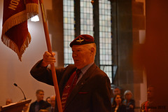 Veteran (James O'Hanlon) Tags: parachute regiment regimental association parachuteregimentassociation operation market garden arnhem st nicks liverpool parish church liverpoolparishchurch stnicks operationmarketgarden 75thanniversary anniversary