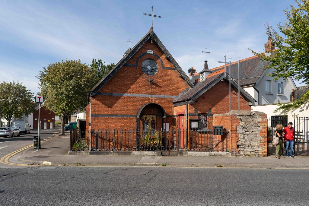 THE GREEK ORTHODOX CHURCH OF THE ANNUNCIATION [ARBOUR HILL IN DUBLIN 7]-155827