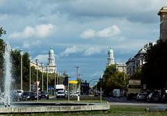 Frankfurter Tor (ericgrhs) Tags: berlin ostberlin karlmarxallee frankfurtertor