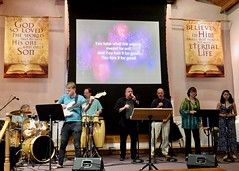 Worship Service with Elder Chand Ahuja (9-15-2019) - Musical Worship (nomad7674) Tags: 2019 20190915 september beacon hill evangelical free church monroect monroe ct connecticut sunday worship service beaconhill beaconhillchurch music praise musicians song sing sings singers singer praiseworship praiseandworship team time psalm hymn spiritual