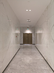 2019-09-FL-221813 (acme london) Tags: backofhouse beijing boh bookmatchedmarble bookmatchedstone china corridor flooring luxury mall marble retail skpmall sybarite