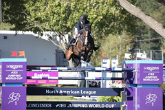 Longines FEI Jumping World Cup™ 2019-2020 NAL New York (USA) (Fédération Equestre Internationale) Tags: katie dinan brego rn b third longines fei jumping world cup™ 20192020 nal new york usa copyright feibarre dukes phelps media group8
