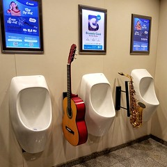 Really?!... (Viejito) Tags: art guitar sax saxophone kunst arte zaventem brussel belgië belgique belgien belgium belgica belgio bélgica brussels bruxelles be b vlaamsbrabant brusselsairport ベルギー airport geotagged geo:lat=50897159 geo:lon=4481359 luchthaven flughafen aéroport toilet restroom loo lavatory wc gabinetto baño bathroom caballeros vatér aisance confort bog potty washroom can latrine fixtures stands 小便斗 urinals मूत्रालय urinoir مبولة urinario 소변기 mingitorio orinatoio писсуар sanitair mictório urinol micturation 500x500 square samsung galaxy s7 samsunggalaxys7 phone cellphone mobile gsm urimat