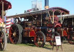 GDSF19 Burrell 4030 (stevenjeremy25) Tags: gdsf dorset steam fair gdsf19 tarrant hinton traction engine burrell 4030 dolphin showman showmans fa2316