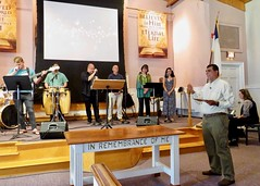 Worship Service with Elder Chand Ahuja (9-15-2019) - Benediction (nomad7674) Tags: 2019 20190915 september beacon hill evangelical free church monroect monroe ct connecticut sunday worship service beaconhill beaconhillchurch music praise musicians song sing sings singers singer praiseworship praiseandworship team time psalm hymn spiritual benediction