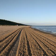 Morning in Jurmala I (0kanakov) Tags: oneplus oneplus5 landscape sea sand beach latvia jurmala seascape nature phone mobile