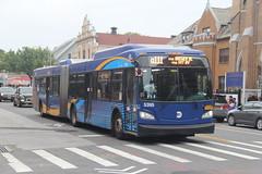 IMG_8124 (GojiMet86) Tags: mta nyc new york city bus buses 2016 xd60 5395 q111 parsons blvd 89th avenue